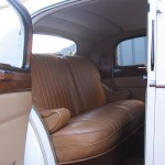 Jaguar MK4 sand colour interior