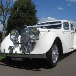 Abbotsbury Wedding Cars - Jaguar MK4 1946
