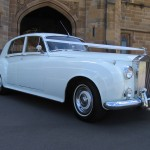 Abbotsbury Wedding Cars - Rolls Royce Silver Cloud 1957