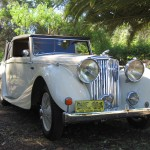 Abbotsbury Wedding Cars - Jaguar MK4 1948 Convertible