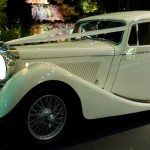 Abbotsbury Wedding Cars - Jaguar MK4
